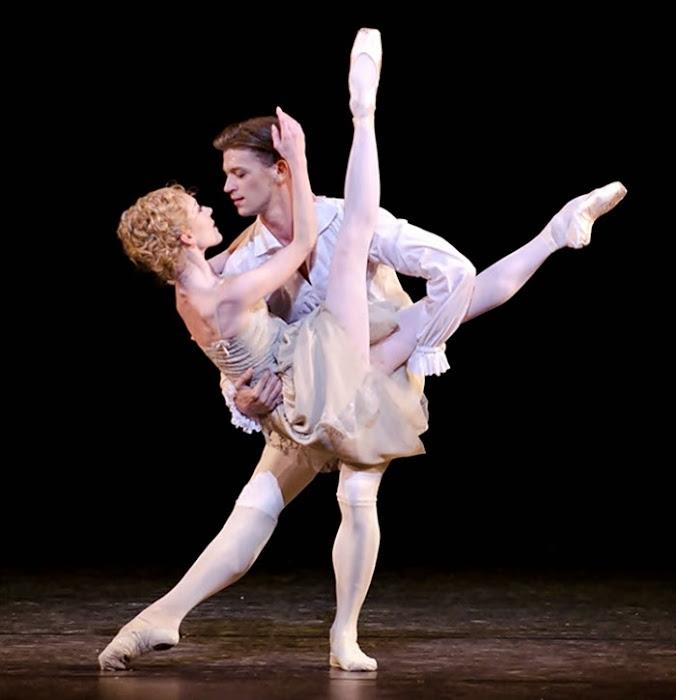 Sarah Lamb. Bailarina