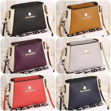JESSICA MINKOFF BAG - BLACK , BROWN , GREY , NAVY BLUE , PURPLE , RED