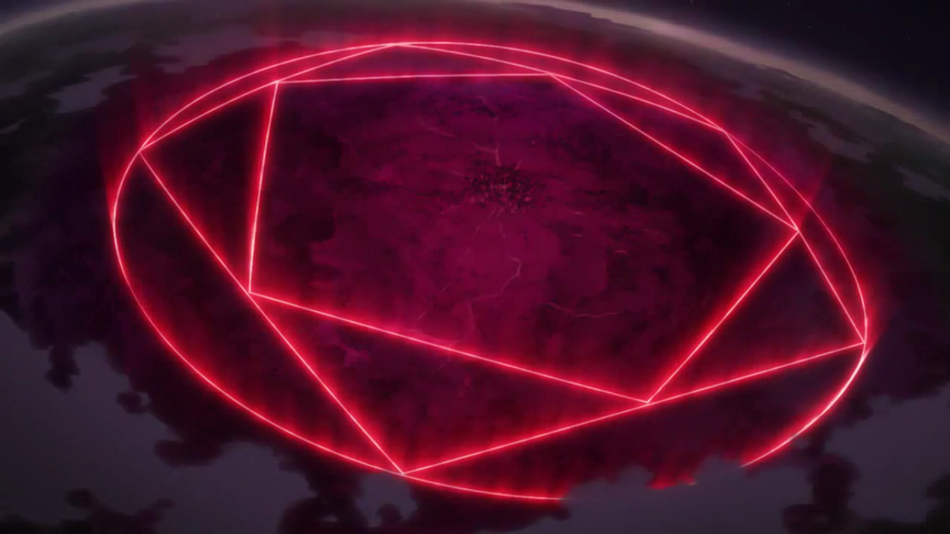 The Whole Country Is Made For A Transmutation Circle As Big By Fatherto Make An Ultimate Philosophers Stone