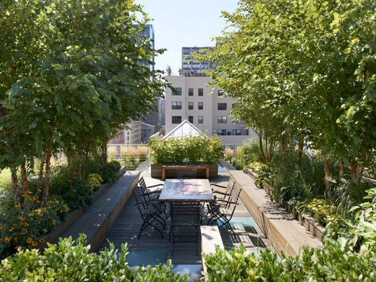 fresh pics new york rooftop gardens by charles de vaivre