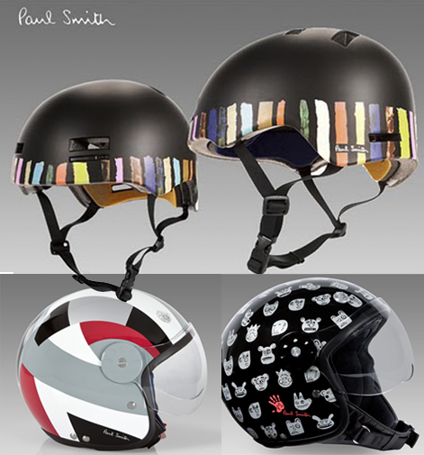 paul smith motorcycle helmet