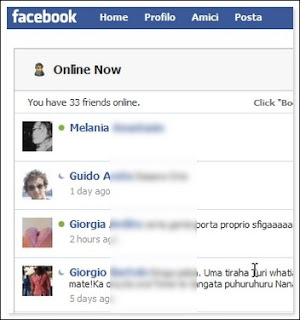 how to appear offline on facebook messenger ipad