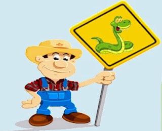 Il contadino e il serpente (Fedro)