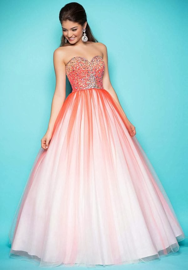 Prom dresses for busty girls