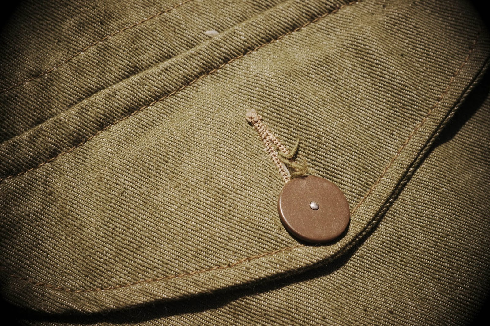 British Army Denim Battledress