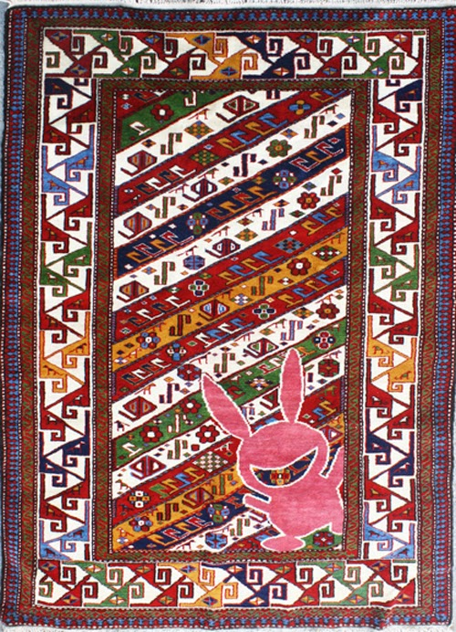 16-Rabbit-Faig-Ahmed-Cartoon-Carpets-www-designstack-co