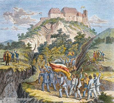 German Burschenschaft 1817