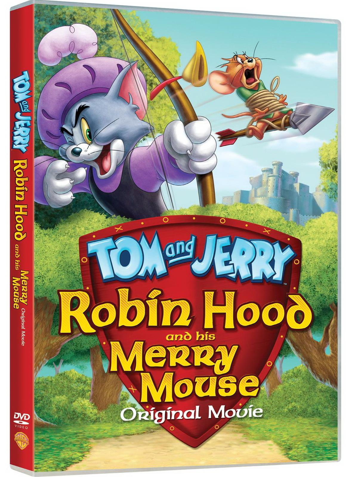 Том и джерри робин гуд и мышь весельчак 15 фотография