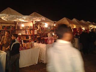 Fête de l'Achoura par Hôtel Les Deux Tours à Marrakech