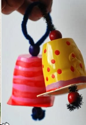 Mille idee casa campanelle natalizie for Mille idee per la casa