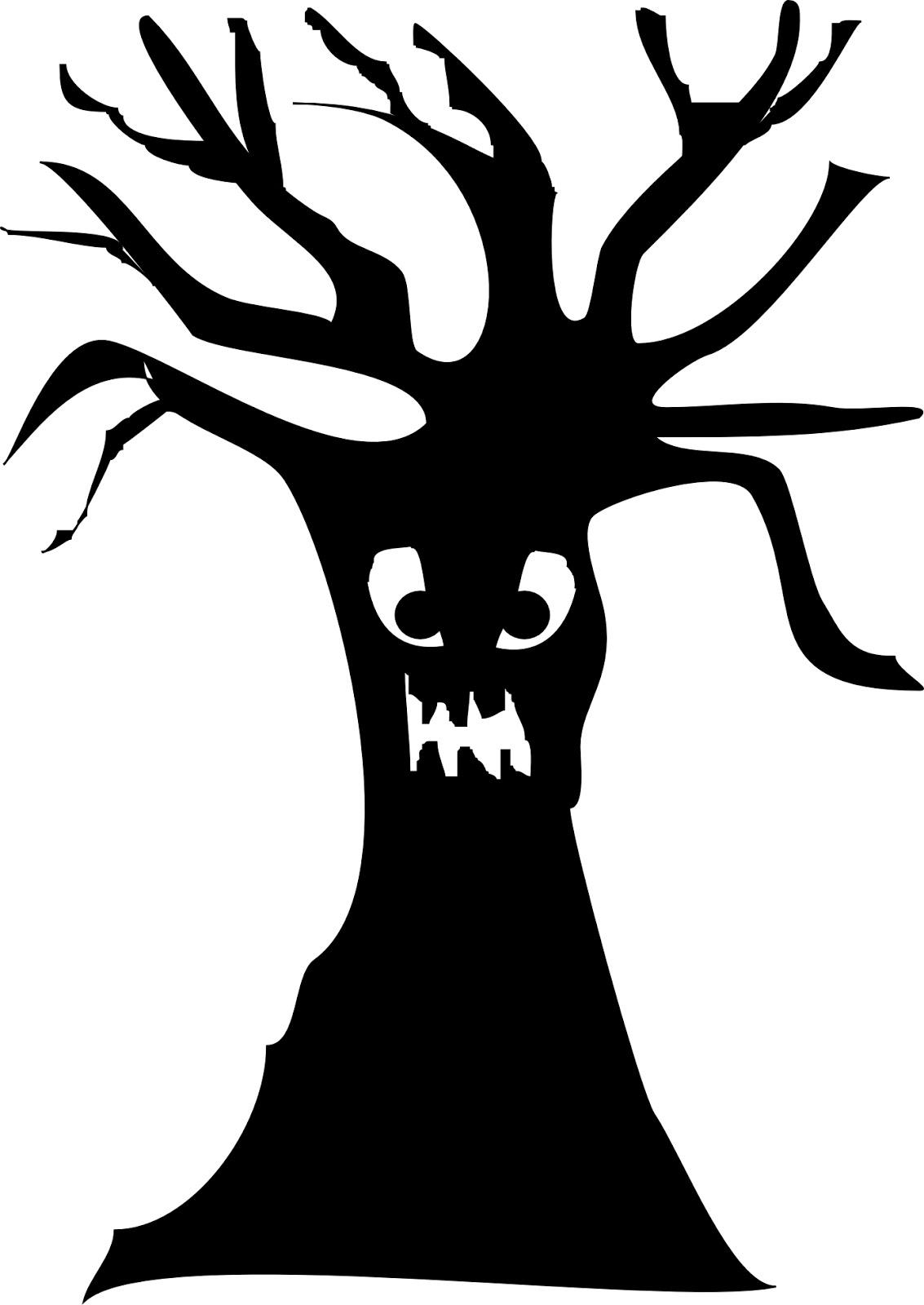 iggy jingles crafts  halloween silhouettes