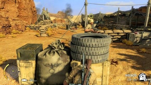 Sniper Elite 3 [v.1.14 + DLC] (2014) PC | Rip by SeregA-Lus
