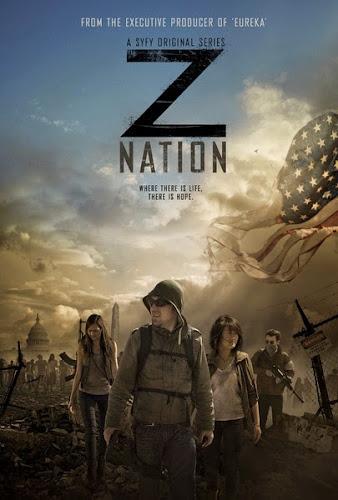 Z Nation Temporada 1 (HDTV 720p Inglés Subtitulada) (2014)