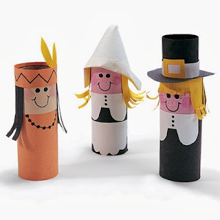 List Of Thanksgiving Toilet Paper Roll Craft Ideas For Kids Crafty