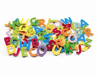 El alfabeto más largo del mundo