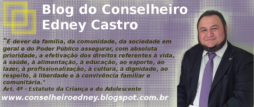 Edney Castro - Capacitações e palestras para conselheiros tutelares e atores do SGDCA