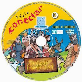 CD Série Conectar Um Líder Especial.