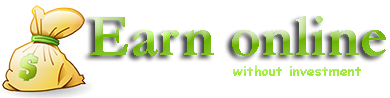 Earn Money Online without investment from Home in India in pakistan
