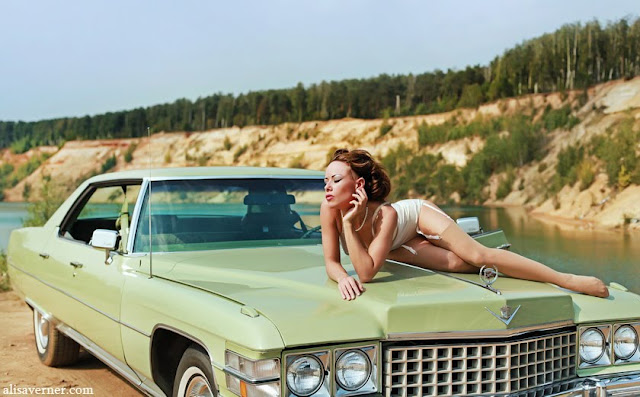 car and a girl alisa verner title=