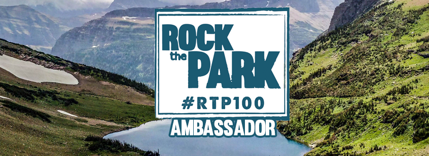 #RTP100 Ambassador for National Parks