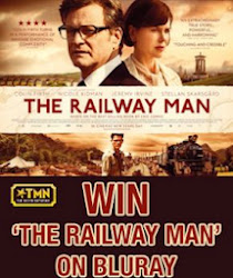 The Railway Man on Bluray Giveaway via The Movie Network! En