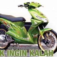Honda Beat '10 : Si Hijau Cungkring