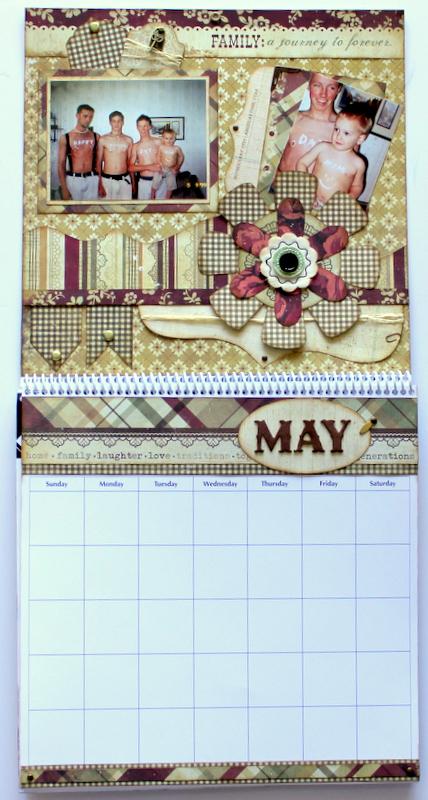 May Calendar Designs : Kiwi lane may calendar