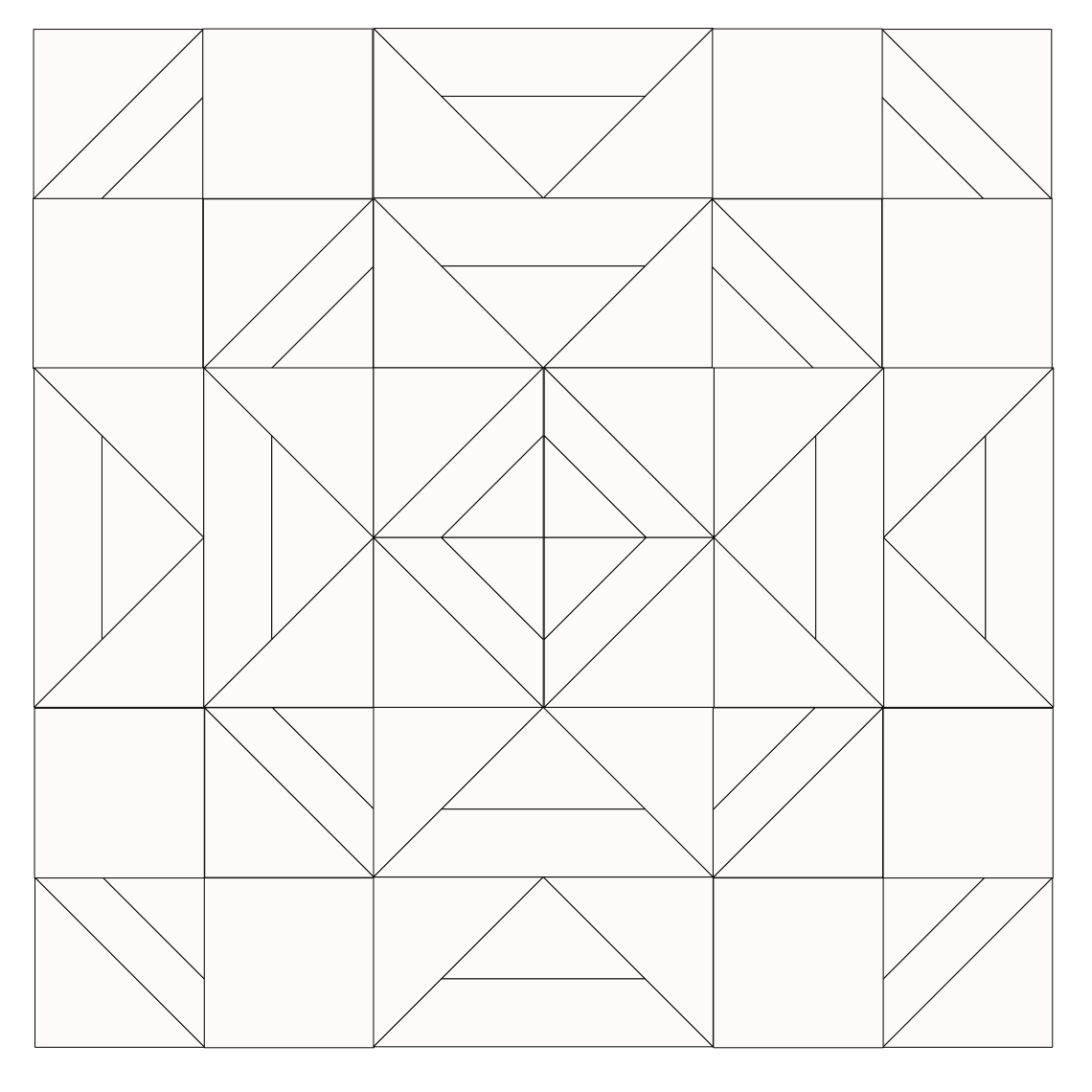 Quilt Patterns And Templates : Imaginesque: Quilt Block 33: Pattern and Templates