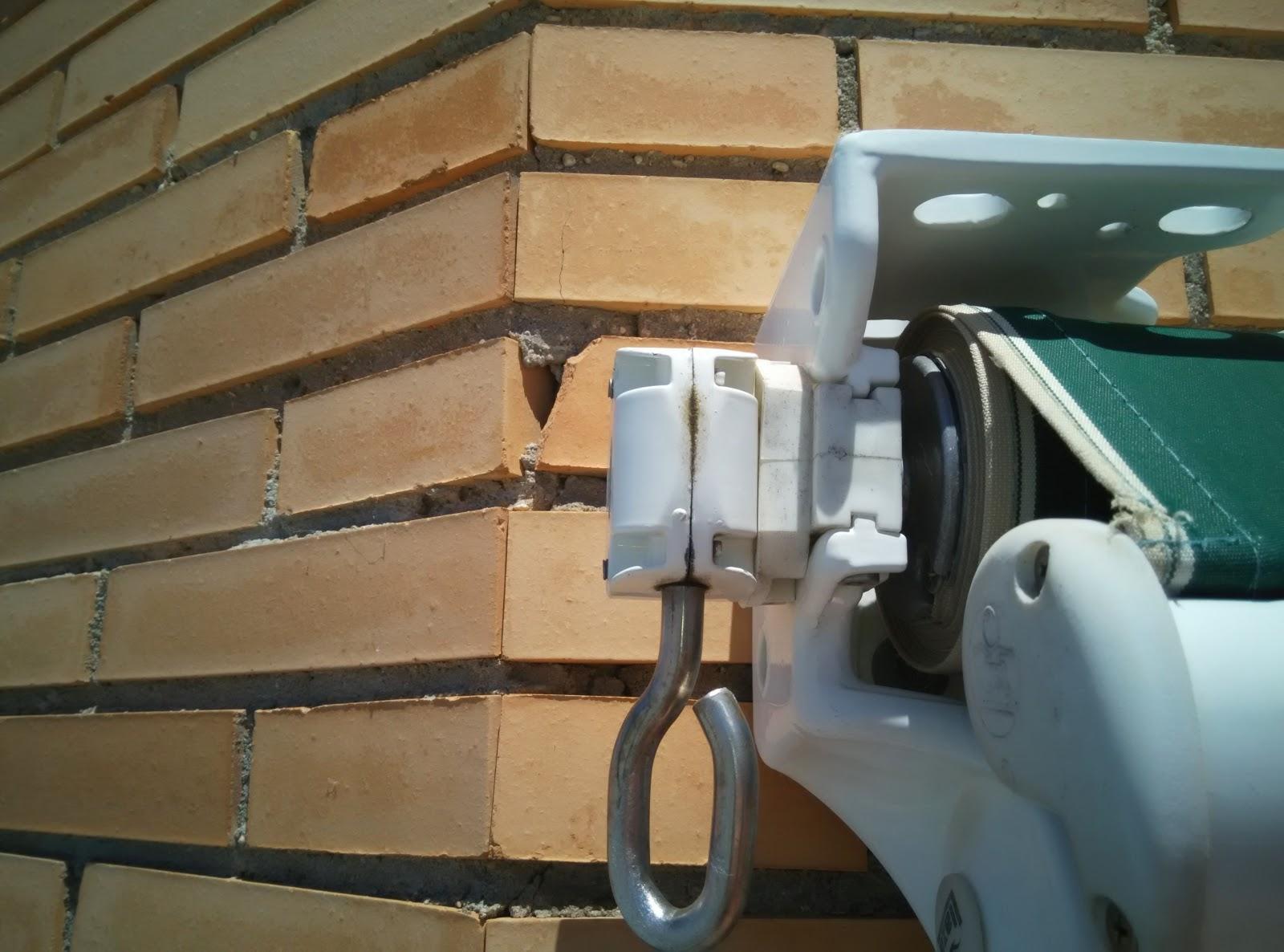 Instalar motor toldo materiales de construcci n para la - Como hacer un toldo ...