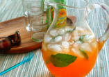 coctel sense alcohol tropical cooler