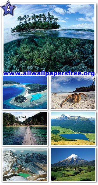 100 Impressive Nature Wallpapers 1600 X 1200 [Set 14]