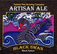 Twisted Pine Black Swan Black IPA