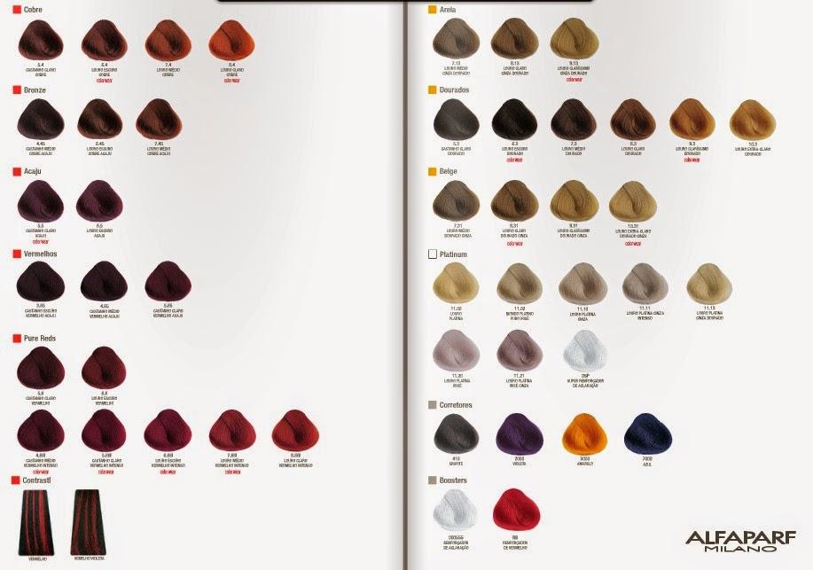 28 60 Hair Color Alfaparf Evolution Of The Color Hair