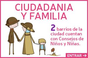 CIUDADANÍA Y FAMILIA