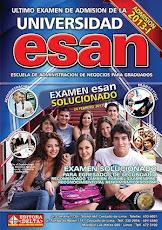 Examen ESAN 2013-I