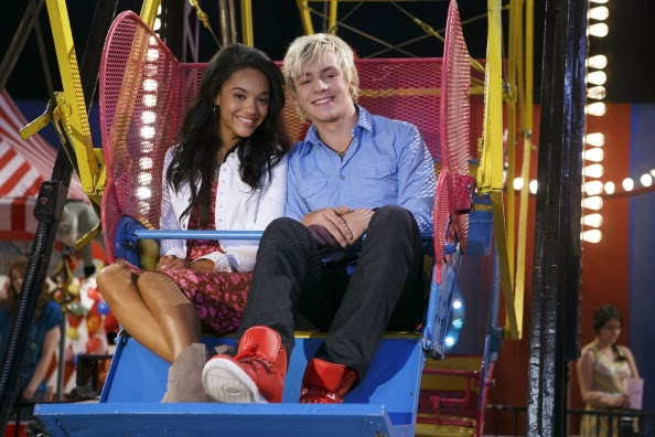 When do austin and ally start dating again
