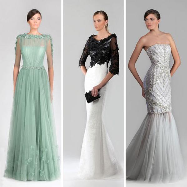 Modele të fustaneve mahnitës të modës më të re 2013