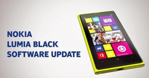 Iniziato da oggi la prima fase dell'aggiornamento software Lumia Black sugli smartphone windows phone 8 di Nokia
