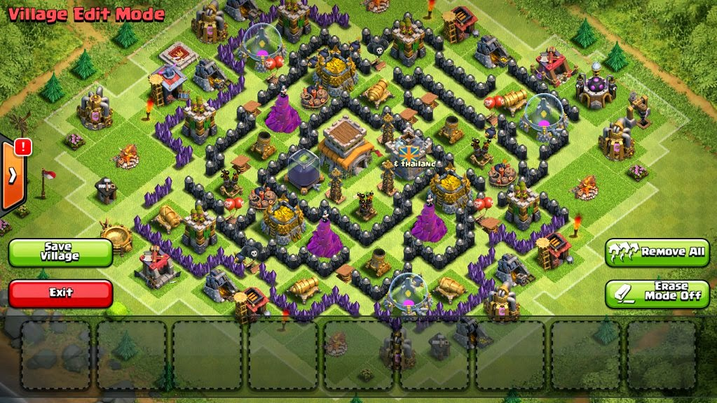 Clash of clans town hall 10 war base layout - Download clash of clans ...
