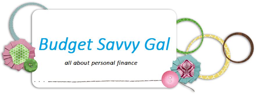 Budget Savvy Gal