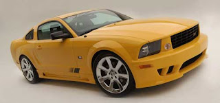Melted Rubber 2006 Saleen S281 and S281 SC review