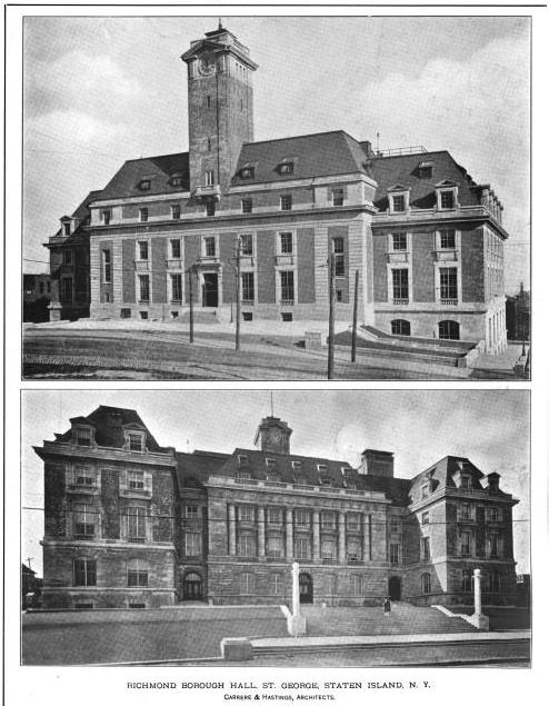 Beyond the gilded age richmond borough hall for 10 richmond terrace staten island ny