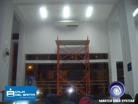 Aire acondicionado en Chimbote - Master Cold System