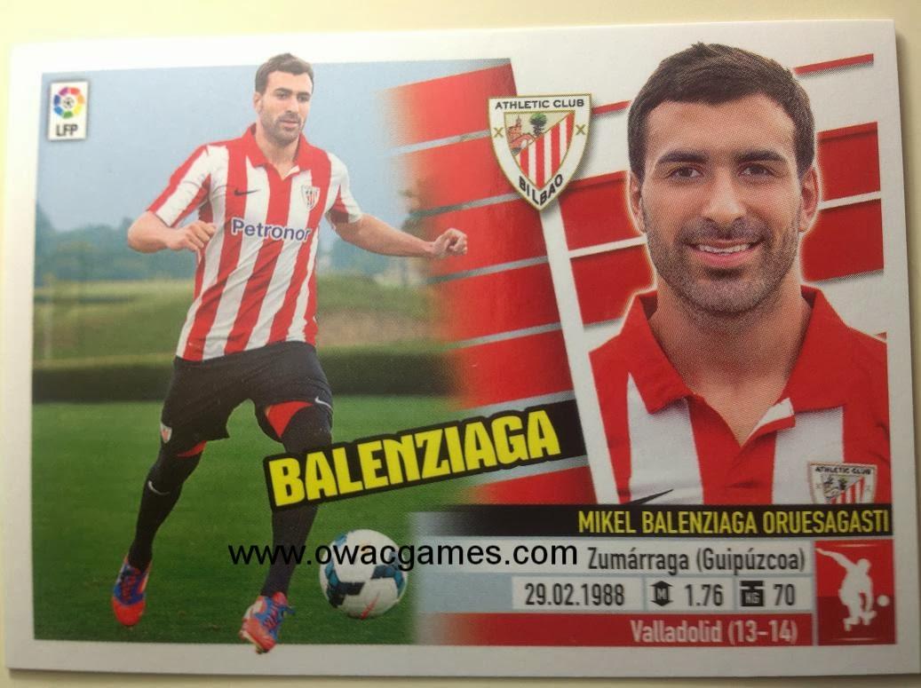 Liga ESTE 2013-14 Ath. Bilbao - 7B - Coloca - Balenziaga