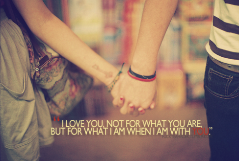 Love Quotes Inspired by Love