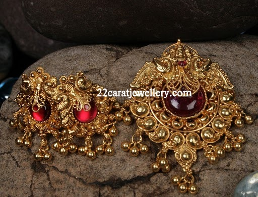 Gold antique gemstone pendants gallery with nakshi work gold antique gemstone pendants gallery with nakshi work aloadofball Gallery