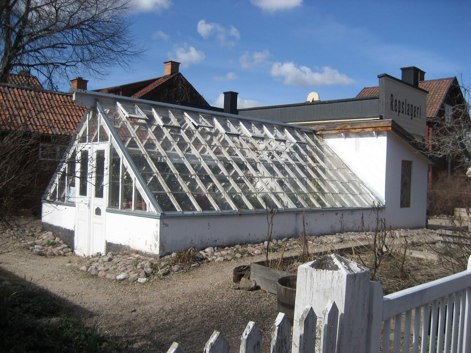 Växthus Odla : Lalolandet växthus