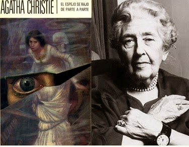 El espejo se rajó de parte a parte - Agatha Christie