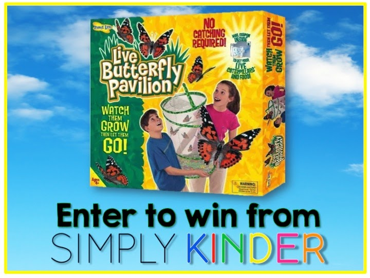butterflies for the littles with garden giveaway simply kinder. Black Bedroom Furniture Sets. Home Design Ideas
