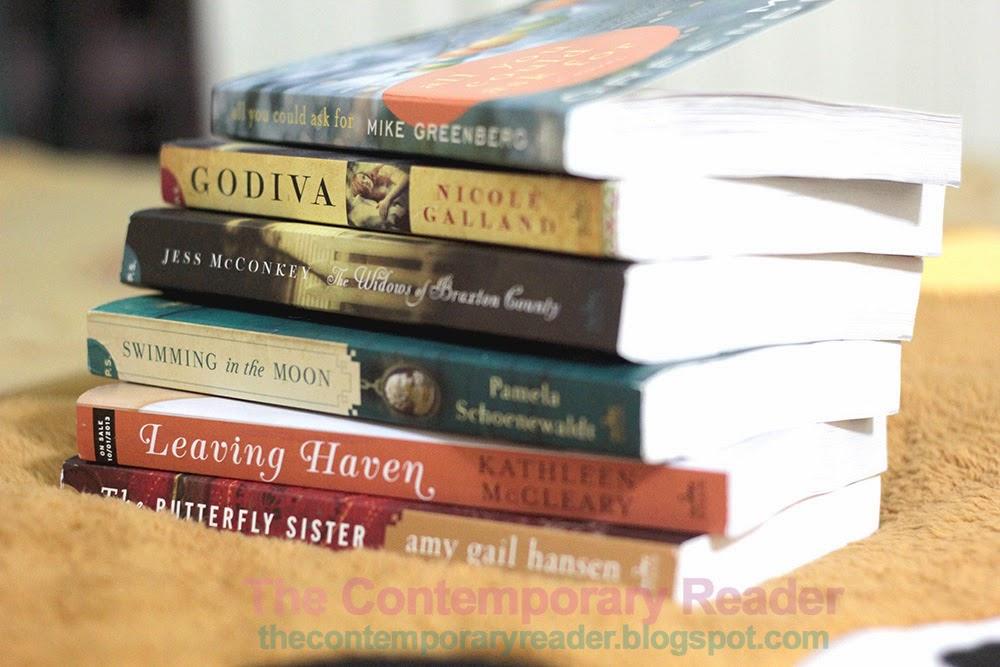 Aicha Amano: Books in the Mail: HarperCollins Stash for ...